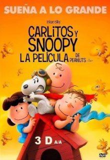 Carlitos y Snoopy La pelicula (3D)