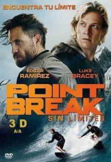Sin limites - Point break (3D)