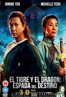 El tigre y el dragon (3D)
