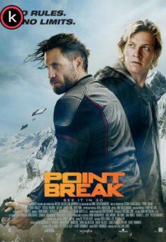 Sin limites - Point break (HDrip)