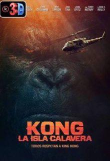 Kong-La isla Calavera