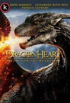 Dragonheart 4 Corazón de fuego