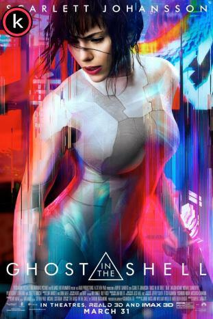 Ghost in the Shell 2017 latino