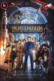 Noche en el museo 2 por torrent