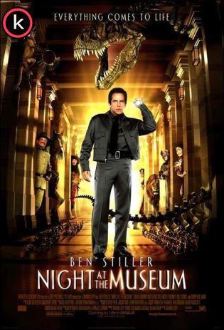 Noche en el museo 3 El secreto del faraón