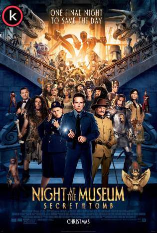 Noche en el museo