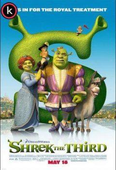 Shrek 3 Shrek Tercero