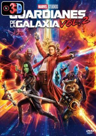 Guardianes de la Galaxia Vol.2