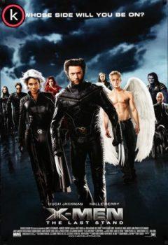 X-Men 3 La decisión final