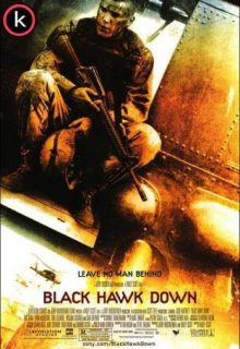 Black hawk derribado (HDrip)