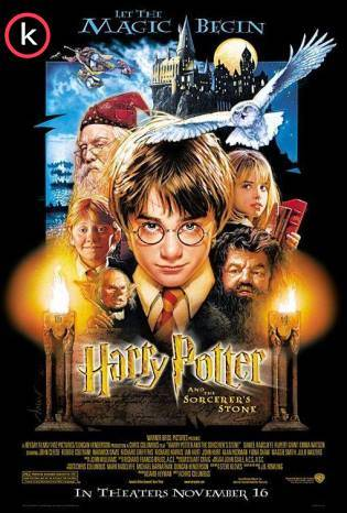 Harry Potter 1 Y La Piedra Filosofal Dvdrip Música Y Discografías Por Torrent