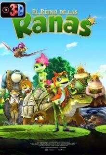 El Reino de las ranas 3D