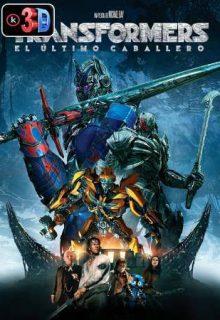 Transformers 5 El ultimo caballero 3D