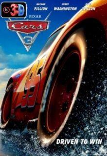 Cars 3-3D