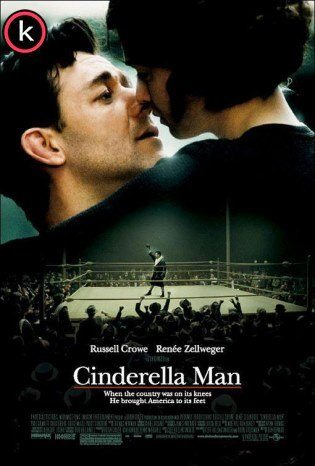 Cinderella Man El hombre que no se dejó tumbar