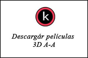 Descargár películas 3D AA por torrent