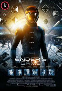 El juego de Ender (HDrip)