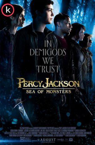 Percy Jackson y el mar de los mónstruos