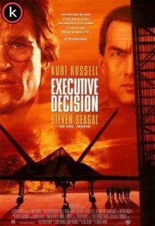 Decisión crítica (DVDrip)