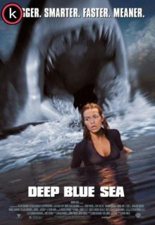 Deep Blue Sea (HDrip)