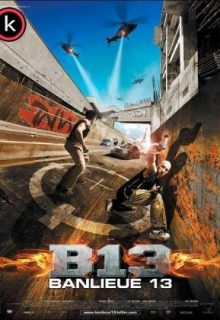 Distrito 13 (DVDrip)