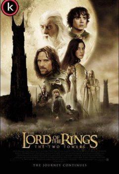 El señor de los anillos 2 las dos torres (HDrip)
