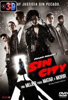 Sin City Una dama por la que matar (3D)