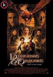 Dragones y mazmorras (DVDrip)