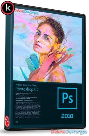Adobe Photoshop CC 2018-