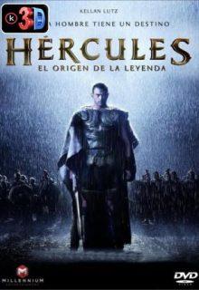 Hercules el origen de la leyenda (3D)