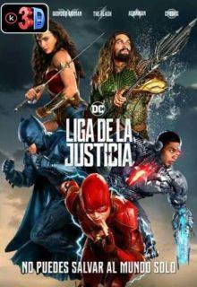 Liga de la justicia (3D)