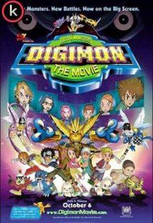 Digimon La película (DVDrip)