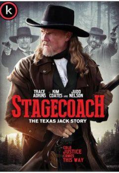 La diligencia La historia de Texas Jack (HDrip)