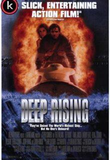 Deep Rising El Misterio de las profundidades (Bdremux)