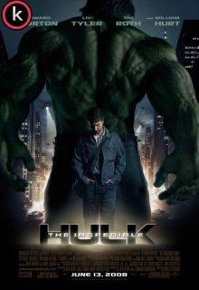 El increible Hulk (DVDrip)