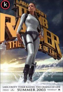 Lara Croft Tomb Raider 2 la cuna de la vida (DVDrip)