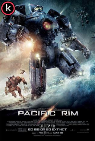 Pacific Rim (HDrip)