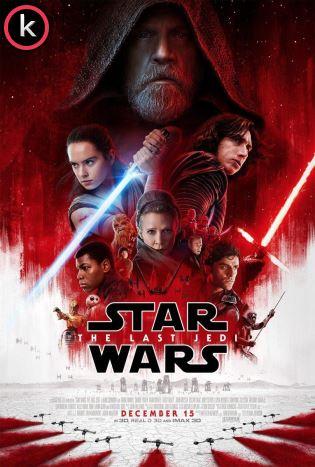 Star wars los últimos Jedi (BRscreener) Ingles