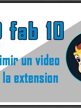 Recomprimir video (reducir tamaño) sin perder calidad con DVD FAB