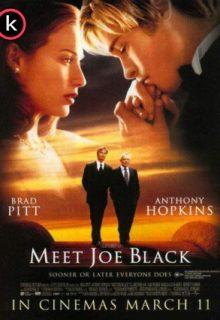 Conoces a Joe black (HDrip)