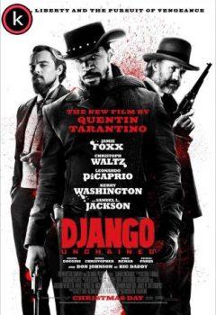 Django desencadenado (HDrip)