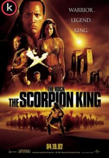 El rey escorpion (DVDrip)