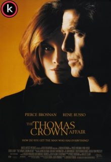 El secreto de thomas Crown (DVDrip)