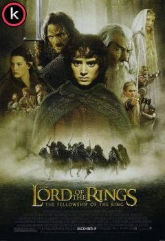 El señor de los aniños 1 La comunidad del anillo (HDrip)