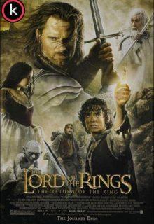 El señor de los anillos 3 El retorno del rey (HDrip)