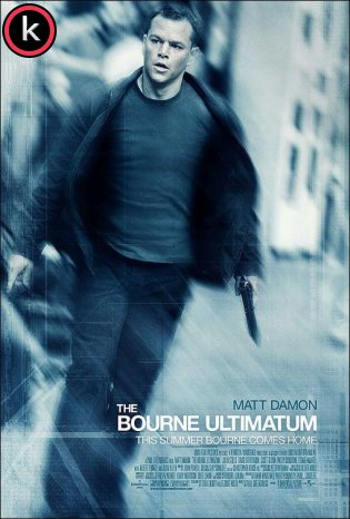 El ultimatum de Bourne (HDrip)