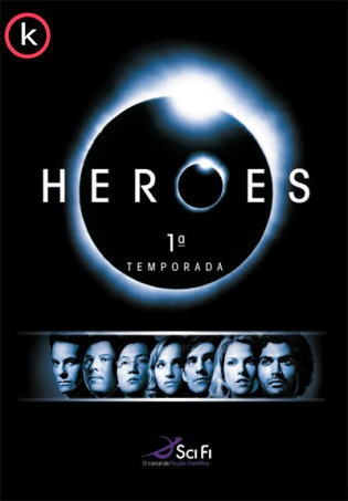 Héroes T1 (BDrip)