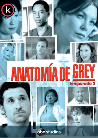 Anatomia de grey T2 (DVDrip)