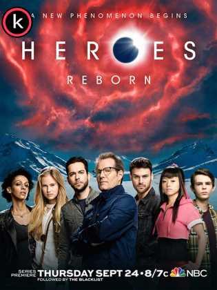 Heroes Reborn T1 (HDTV)
