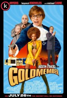 Austin Powers 3 (MicroHD)